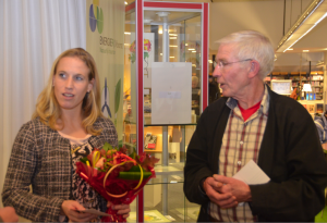 Rode Taart 2014 - Inge Pol en Wim van Ee